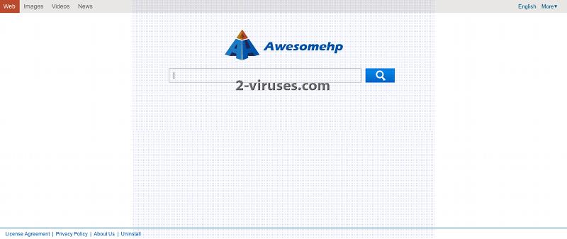 Awesomehp.com virus