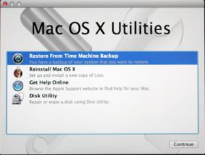 Hoe u Mac terugzet naar een eerdere datum