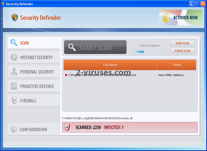 Security Defender