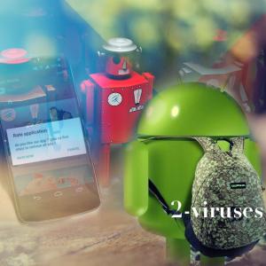 Malware dreigingen in Google Play Store vragen voor een 5-ster beoordeling