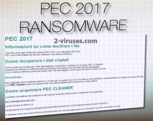 De PEC 2017 ransomware