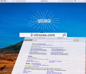Het Eusearch.org virus