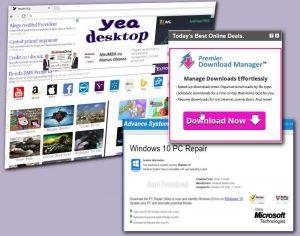 Het Yeadesktop.com virus