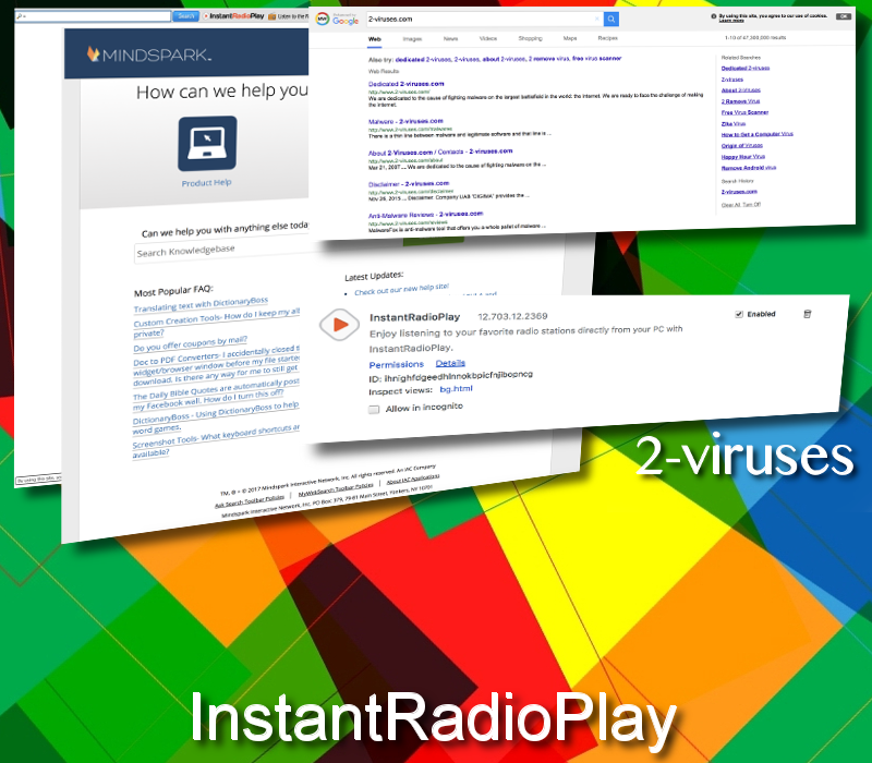 InstantRadioPlay virus remove