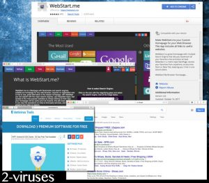 Webstart.me virus