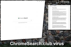 ChromeSearch.club virus