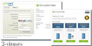 De One System Care POT