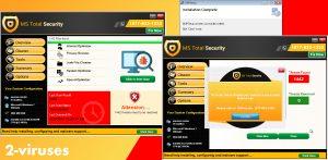 MS Total Security Nep Optimalisatie tool